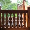 Balustrade dans l'escalier de LA TEMPERANCE
