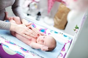 Psychopathologie de l'enfant : massage
